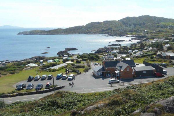 Wave-Crest-Summer-camping-kerry-Ireland-3